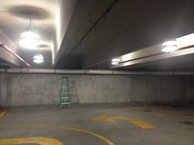 City Parking Garage Indianapolis Indiana